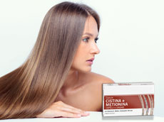 cistina metionina per capelli e unghie