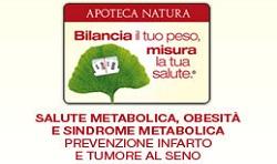 SALUTE METABOLICA, OBESITÀ E SINDROME METABOLICA PREVENZIONE INFARTO E TUMORE AL SENO